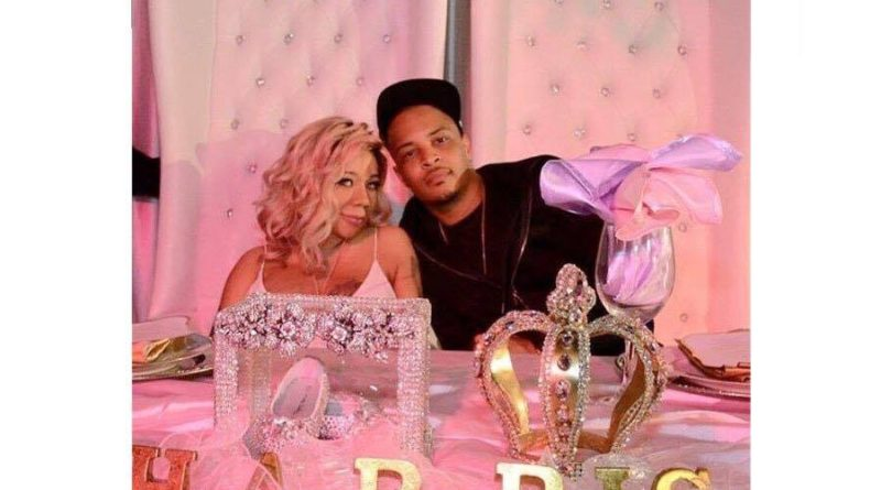 She's A Cutie… Rapper T.I. And Tiny's New Daughter… And We ...
