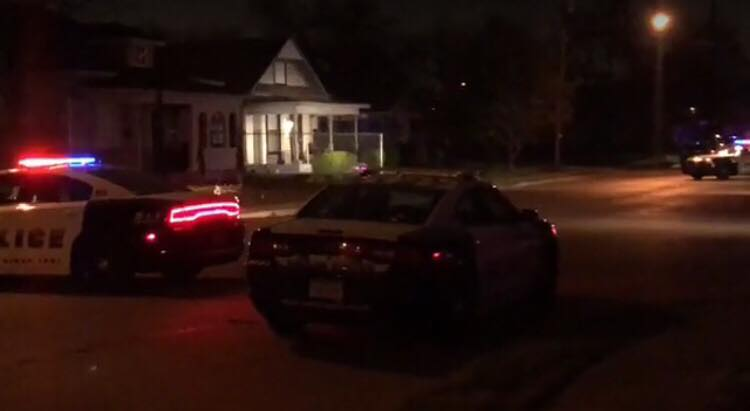 3 For 1: Police Chase, Shooting And Standoff Ends In South Dallas