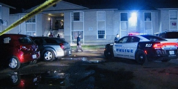 Two Women Run Over By SUV After Shootout In Dallas Apartment Complex
